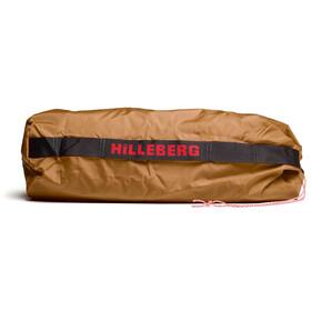 Hilleberg Tent Bag XP - Accessoire tente - 63x23cm marron